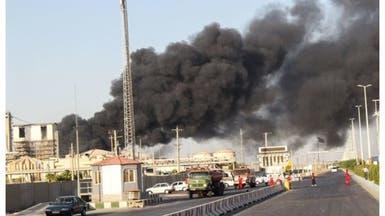 انفجار غامض يهز مدينة صناعية بإيران.. وسقوط قتيل