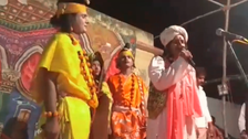 WATCH: At this Indian village, Muslims play characters from Hindu epic Ramayana