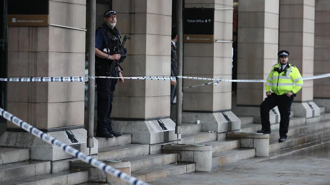 UK parliament police (AFP)