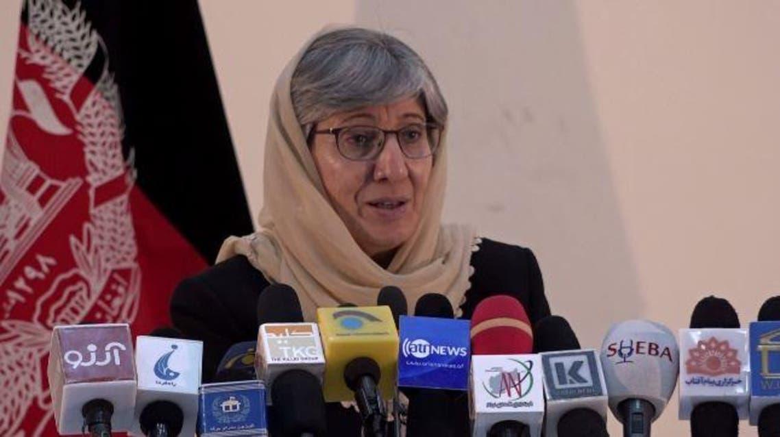سیما سمر رئیس کمیسیون مستقل حقوق بشر افغانستان