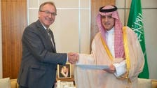 Saudi FM Jubeir meets German ambassador designate to Riyadh