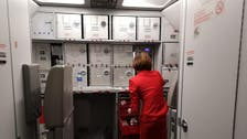 Flight attendant steals over $5000, flushes it down Dubai-bound plane toilet