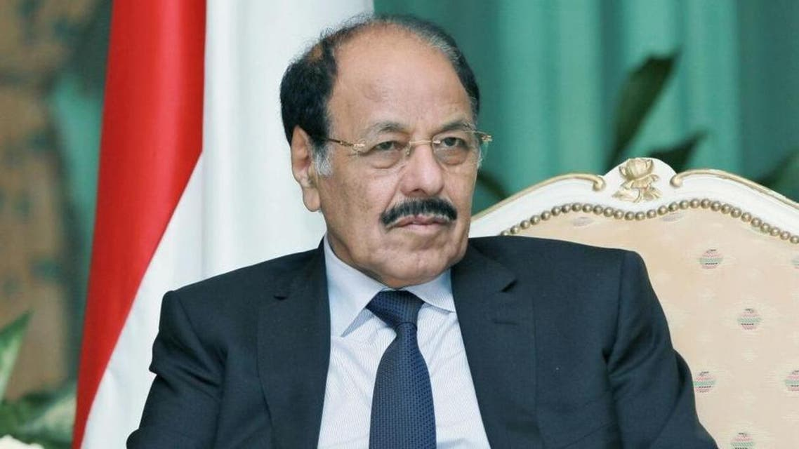 Yemeni Vice President General Ali Mohsen Saleh (Supplied)