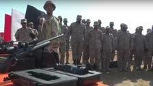 WATCH: Saudi-Egyptian military exercises to combat terrorism