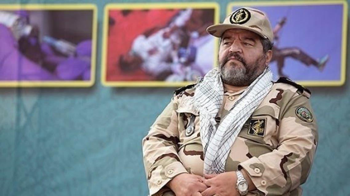 رئيس منظمة الدفاع المدني الايراني، غلام رضا جلالي بور
