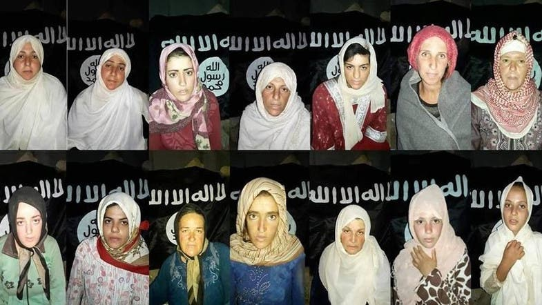 Syrian regime forces free Druze hostages held by ISIS