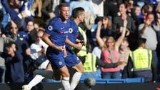 Ross Barkley salvages last-gasp point for Chelsea against Man Utd
