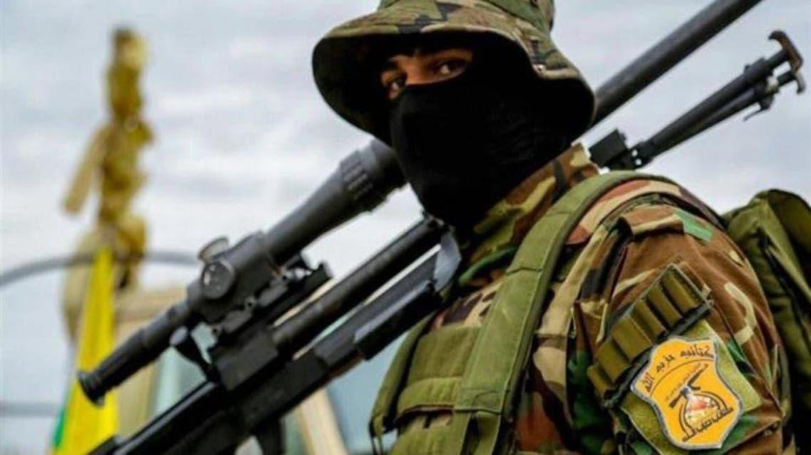 Hezbollah militia (supplied)
