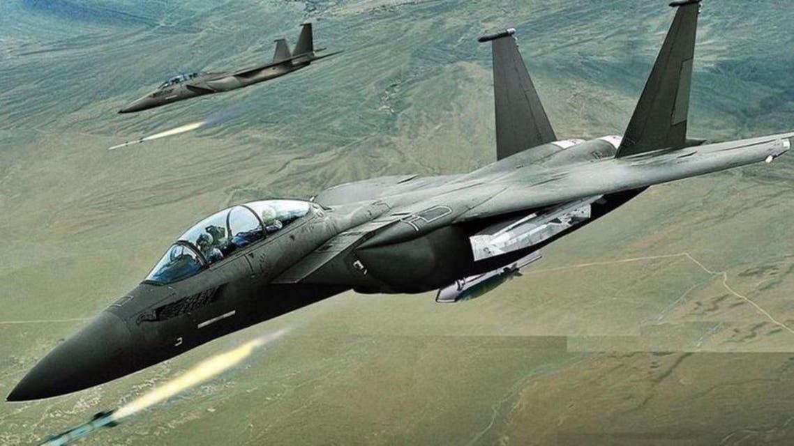 کشته شدن 32 غیرنظامی در پی حملات هوایی ائتلاف بینالمللی مبارزه با داعش در سوریه