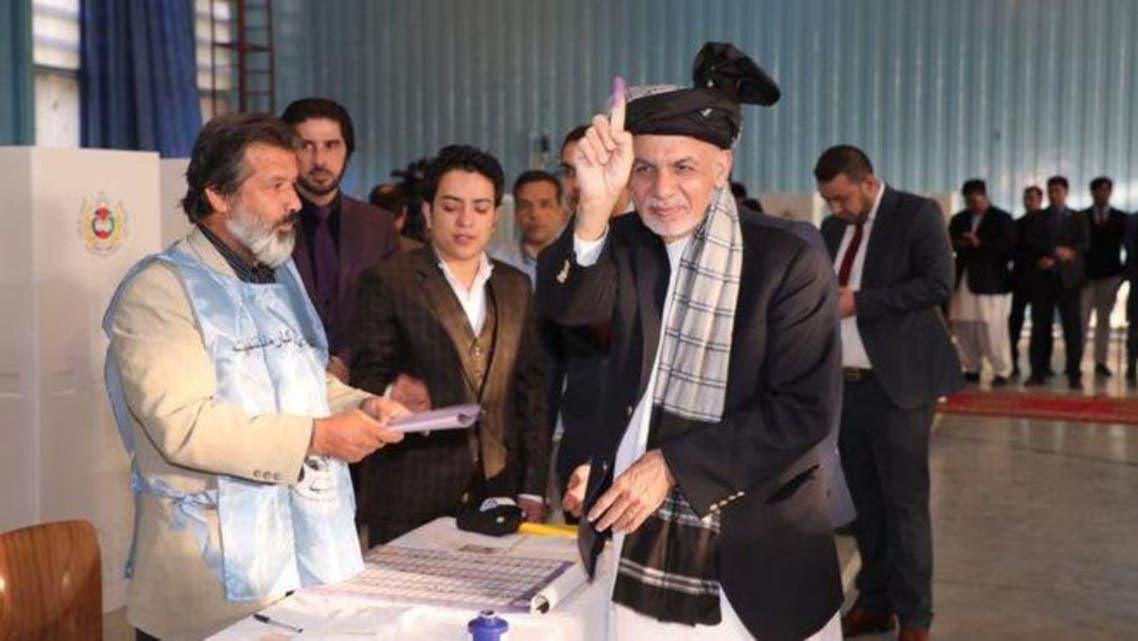 روند رأی دهی انتخابات پارلمانی افغانستان رسماً آغاز شد