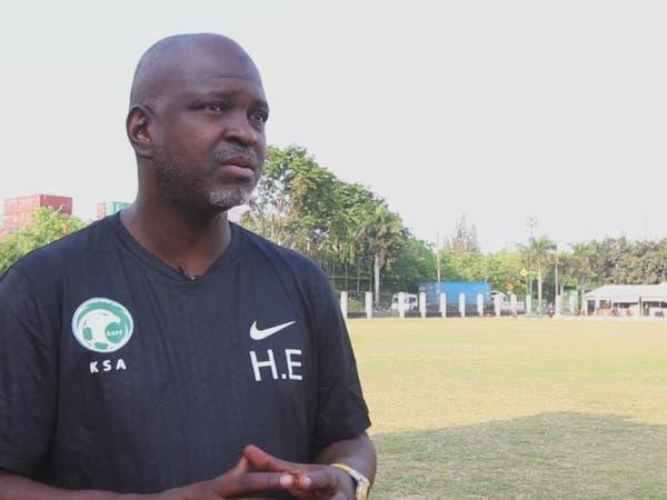 حمزة إدريس: طموحنا كبير في كأس آسيا للشباب