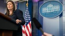 White House: US 'saddened' by confirmed Khashoggi death