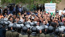Iran accused of 'stealing bodies from morgues' to downplay protest toll