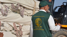 KSRelief continue aid efforts to support Yemeni families in al-Mahra