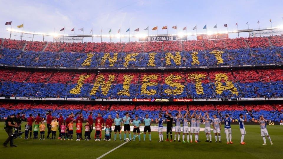 """برشلونة يبيع حقوق ملعب """"كامب نو"""" لمواجهة فيروس كورونا E9ea1b4d-132b-4458-8c63-012a74c06da9_16x9_1200x676"""