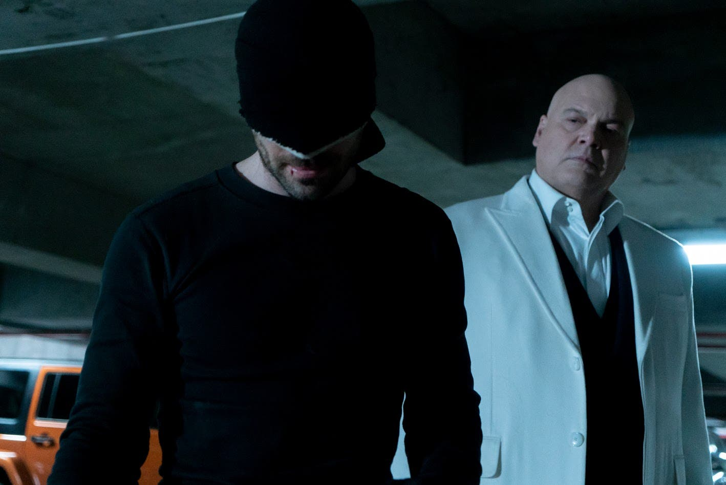 Charlie Cox talks the thrilling season 3 return of Daredevil's arch-villain Wilson Fisk