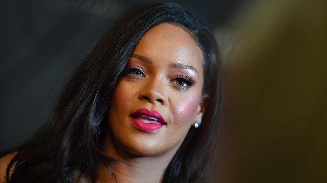 Rihanna attends the Fenty Beauty by Rihanna event at Sephora on September 14, 2018 in Brooklyn, New York.  Angela Weiss / AFP