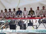 جماعة بلوشية تنشر صور 12 عسكرياً إيرانياً مختطفين لديها
