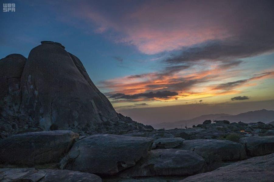 Shada al-Asfal Mountain 3 (Anas al ghamdi)