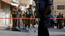 Palestinian who stabbed Israeli soldier is shot dead
