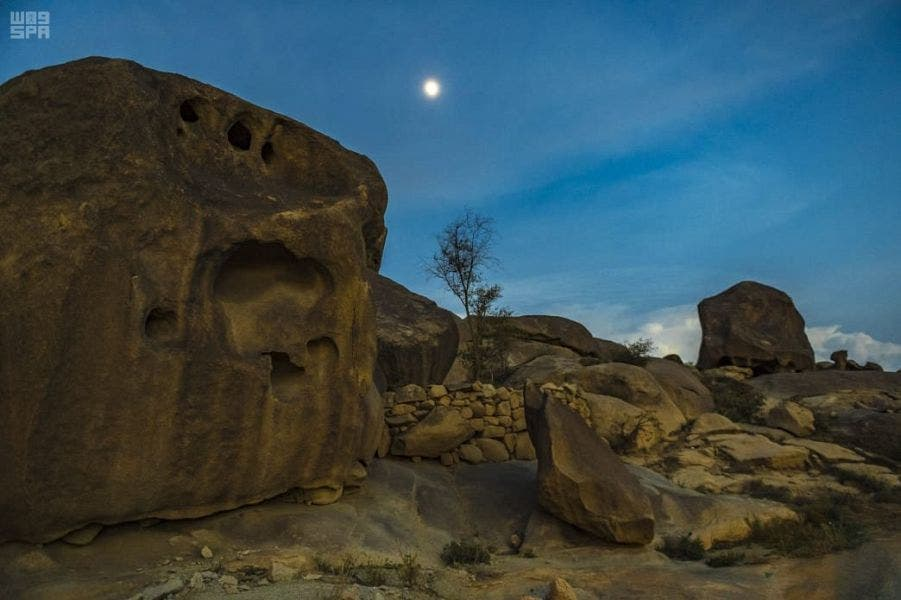Shada al-Asfal Mountain 9 (Anas al ghamdi)