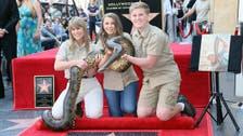 Australian 'crocodile hunter' Steve Irwin's family launch new show