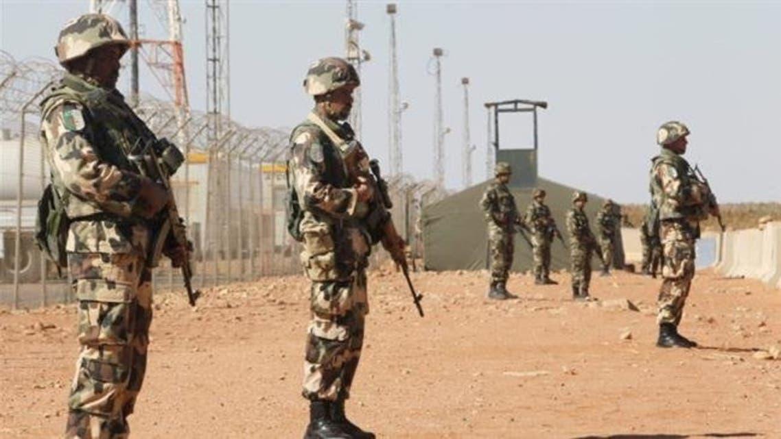 الجيش الجزائري أرشيفية