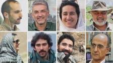 إيران.. توجيه تهمة قد تؤدي إلى إعدام 5 من نشطاء البيئة