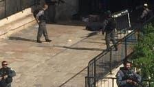مغربی کنارہ : اسرائیلی فوج کی فائرنگ سے ایک فلسطینی جاں بحق