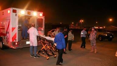 دورية بحرية سعودية تنقذ بحاراً فلبينياً أصيب بوعكة صحية