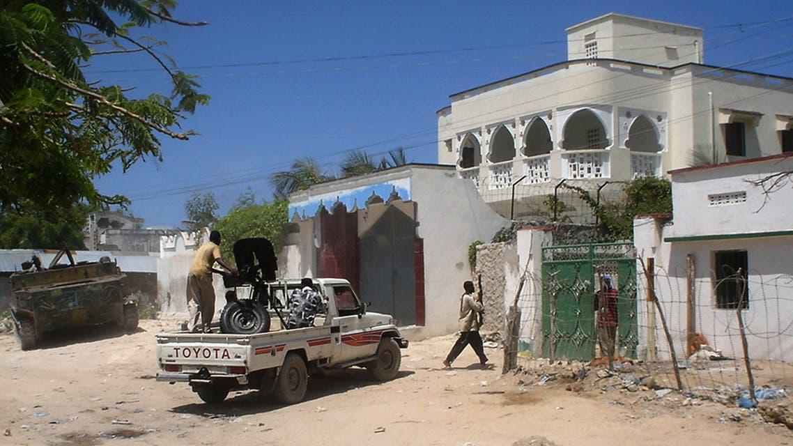 الأمن الصومالي في مقديشو