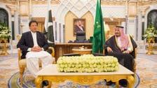 سعودی فرماں روا اور وزیراعظم عمران خان کے درمیان دو طرفہ قریبی تعلقات پر بات چیت