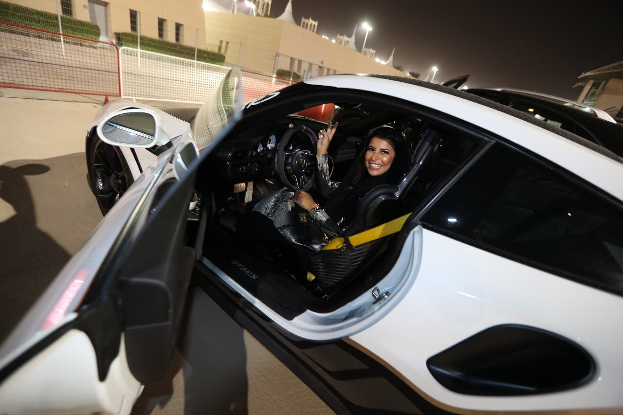 F1 saudi women