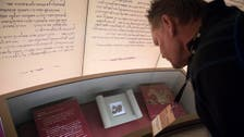 US museum says five Dead Sea scroll fragments fake