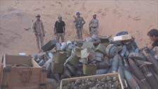 یمنی فوج نے صعدہ گورنری میں 1214 بارودی سرنگیں تلف کر دیں