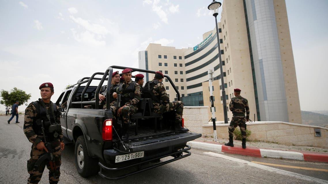 عناصر من الأمن الفلسطيني ـ توضيحية