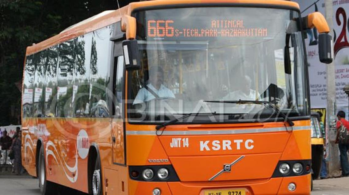 Old KSRTC buses will serve as classrooms stationed at various parts of the state. (Supplied)