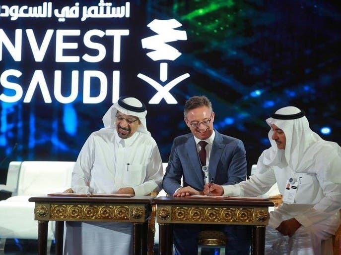 السعودية تطلق مشروع الصناعة الوطنية والخدمات اللوجستية