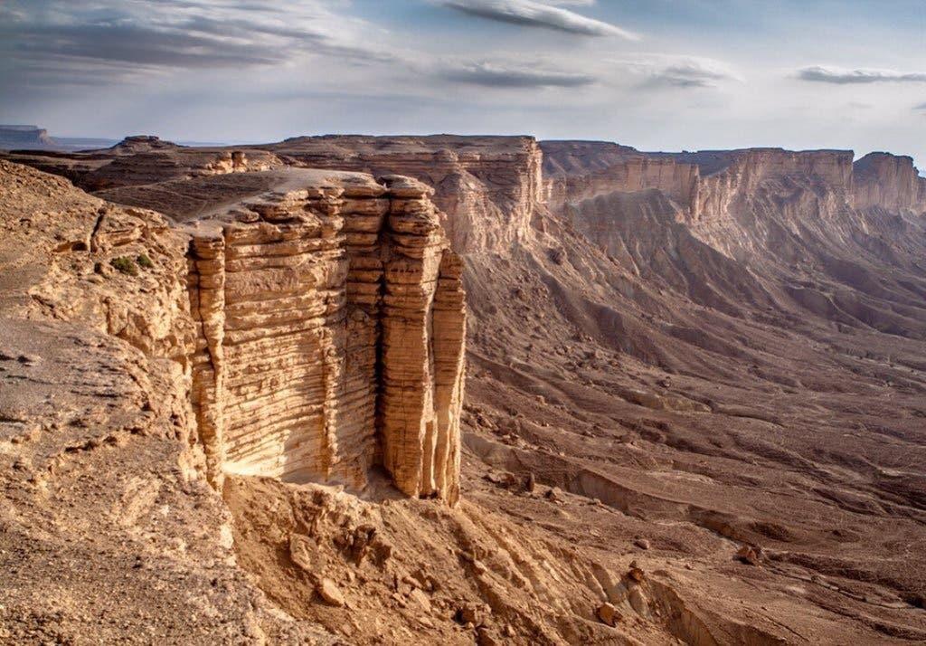 Saudi Arabia Twaiq Mountain 3 (Abdullah al-Issa)