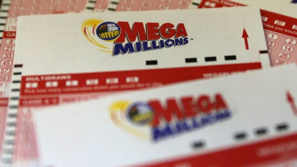 A single ticket holder in South Carolina will claim that bounty, Mega Millions said on its website. (Reuters)