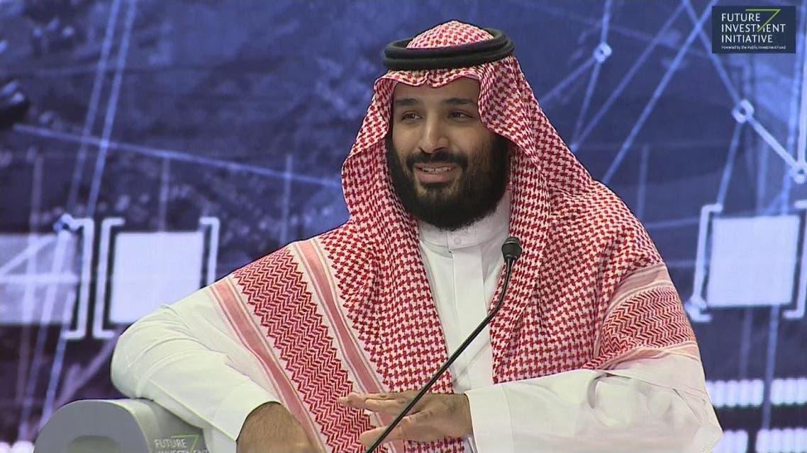 الأمير محمد بن سلمان: أعيش بين شعب جبار وعظيم