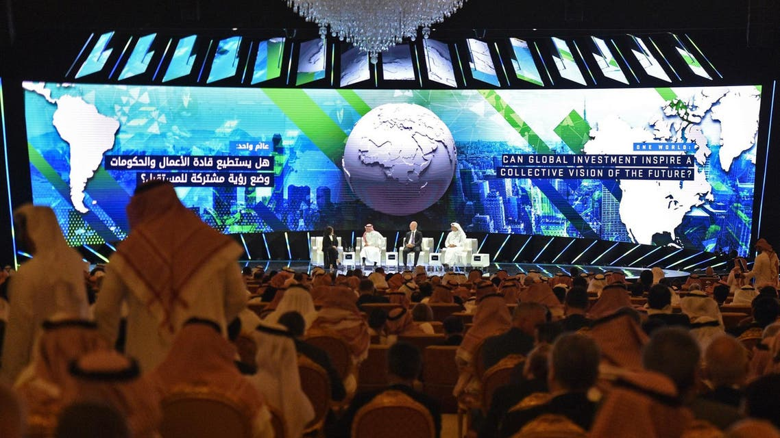 The deals with global companies in a number of sectors, such as energy, transportation and petrochemicals are worth more than $55 billion. (AFP)