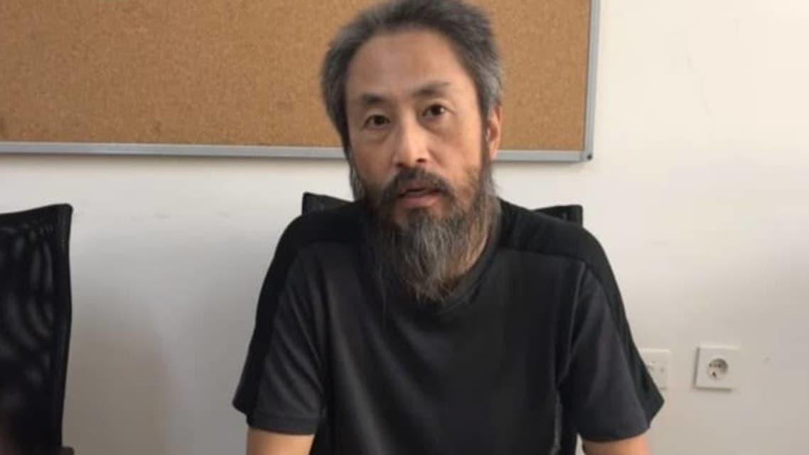 الصحفي الياباني ياسودا