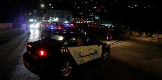 الشرطة الأردنية