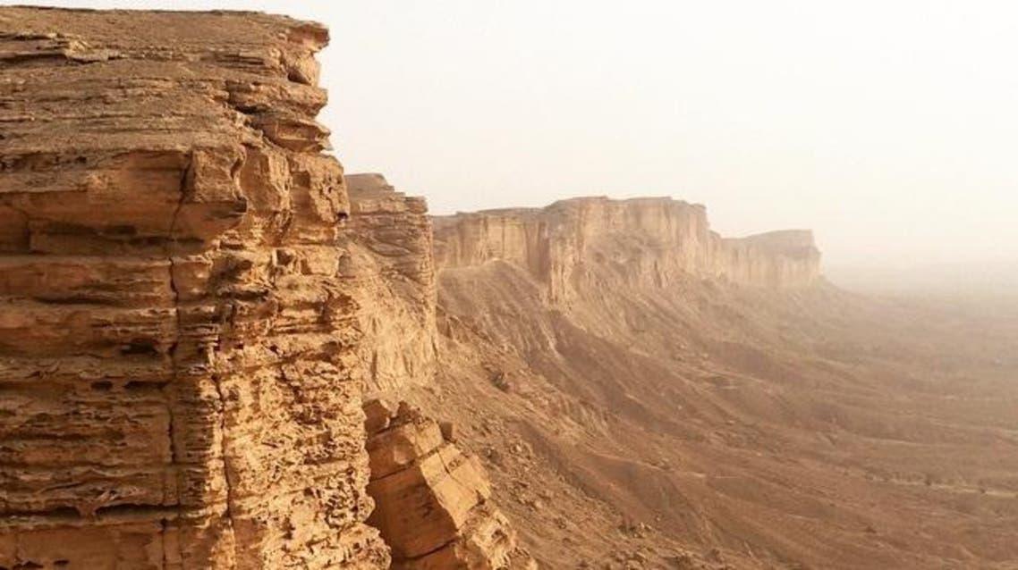 Saudi Arabia Twaiq Mountain 1 (Abdullah al-Issa)