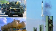 قمر تجسس زود إسرائيل بأول صور لصواريخ أس-300 في سوريا
