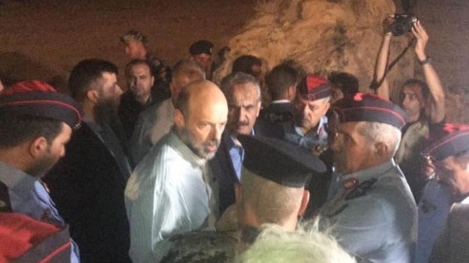 Jordan premier Razaz (Supplied)
