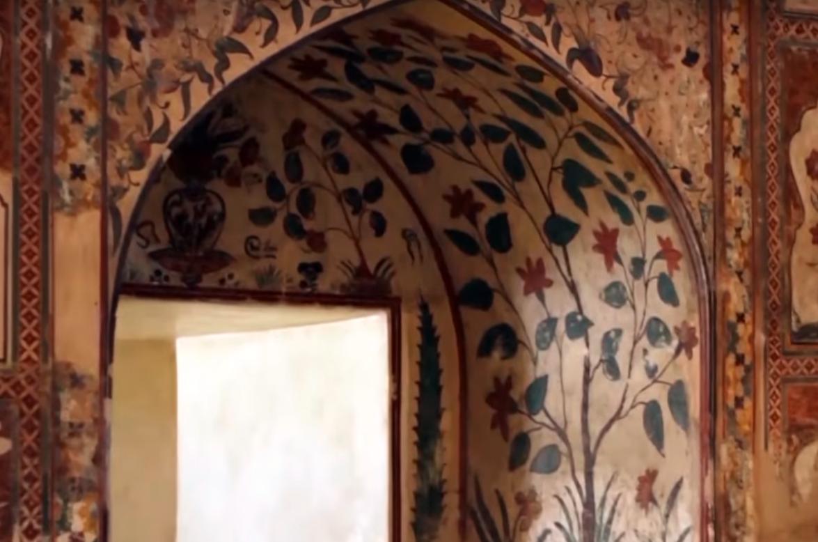 The Shahi Hammam is the last remaining Mughal-era Hammam in Lahore. (Screengrab)