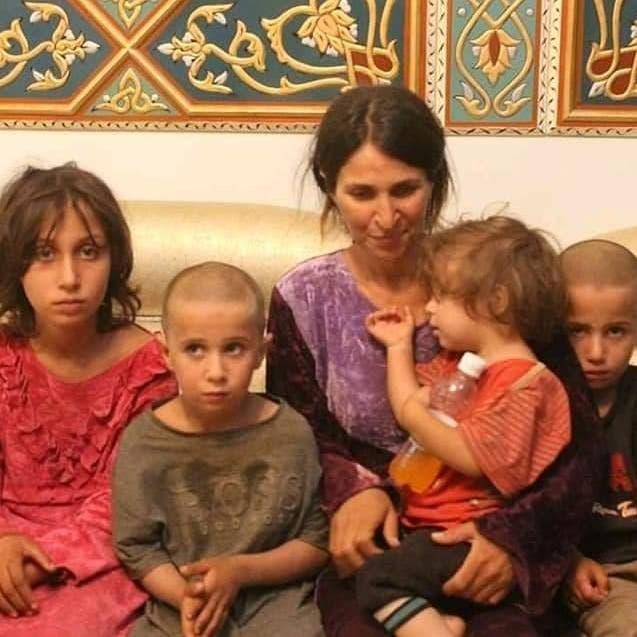 إعلام النظام السوري: تحرير 19 امرأة وطفلا من داعش