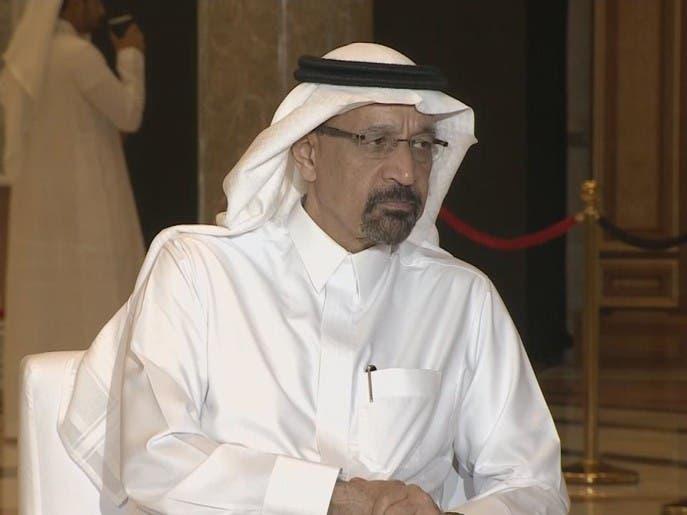 الفالح  للعربية: السعودية تعيد النظر بمستوى إنتاج النفط